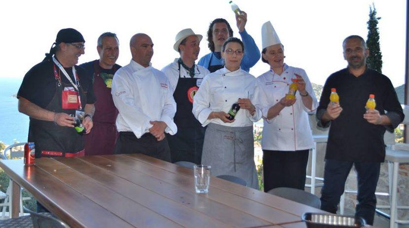1ος Διαγωνισμος Μαγειρικης στο Τολο