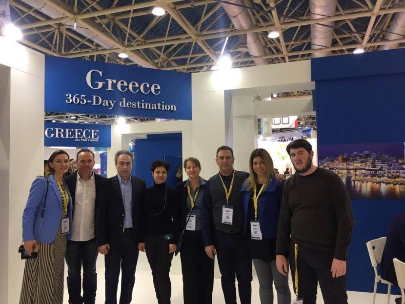 Συμμετοχη του Σ.Ε.Τ. στην εκθεση ΜΙΤΤ 2018 στην Μοσχα