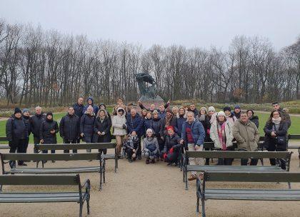 Ο Σ.Ε.Τ. επισκεφτηκε την Πολωνια