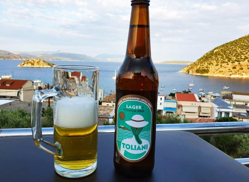 Το Τολο καλωσοριζει την LAGER μπυρα του!