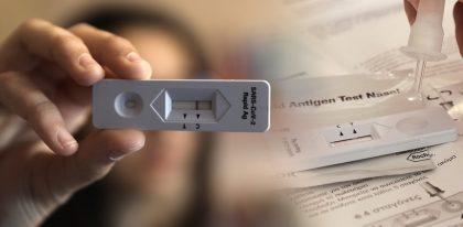 Διευκρινισεις για τα self test στον ιδιωτικο τομεα την εβδομαδα 31 Μαιου-6 Ιουνιου 2021